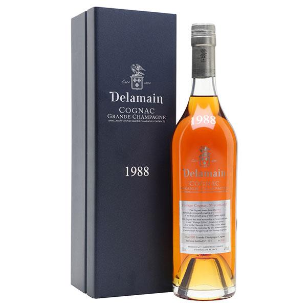 Rượu Delamain Cognac GrandeXO Vintage 1988
