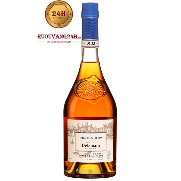 Rượu Delamain Pale & Dry XO Cognac