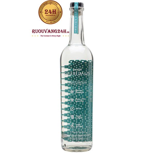 Rượu Derrumbes N.3 San Luis Mezcal