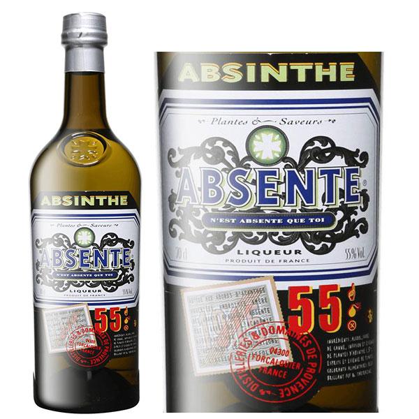 Rượu Distillerie Et Provence Absente 55 Absinthe Liqueur