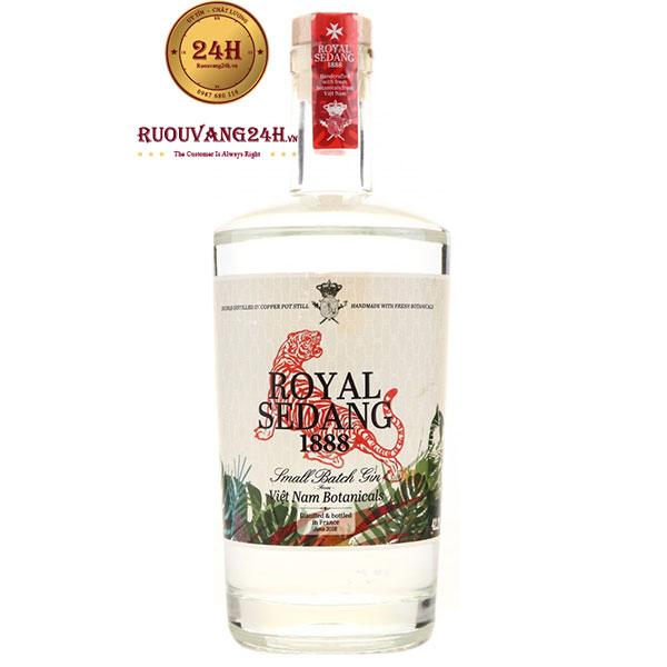 Rượu Gin Royal Sedang 1888 Vietnam Botanicals
