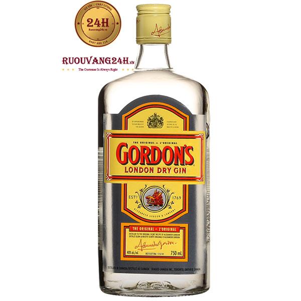 Rượu Gordon's London Dry Gin