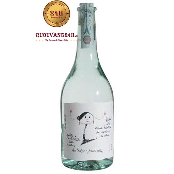 Rượu Grappa Bianca Jeroboam 3000 ML