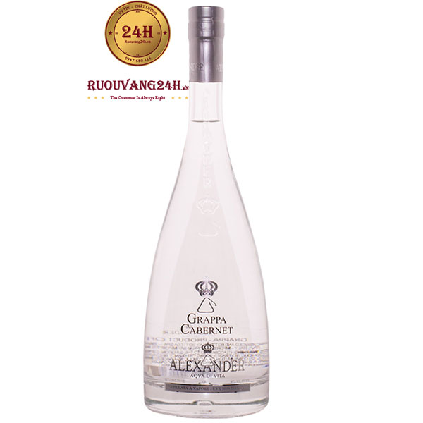 Rượu Grappa Cabernet Alexander 700 ML
