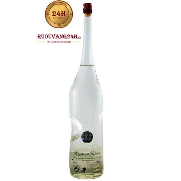 Rượu Grappa Di Cabernet Bottega 700 ML