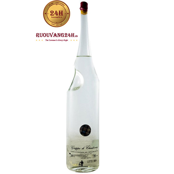 Rượu Grappa Di Chardonnay Bottega