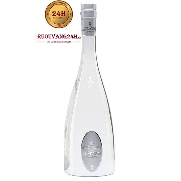 Rượu Grappa Platinum Di Amarone
