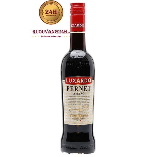 Rượu Luxardo Fernet Amaro 750 ML