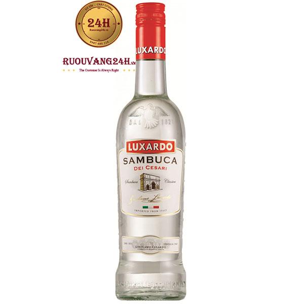 Rượu Luxardo Sambuca Dei Cesari 1000 ML