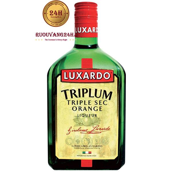 Rượu Luxardo Triplum Triple Sec Orange Liqueur