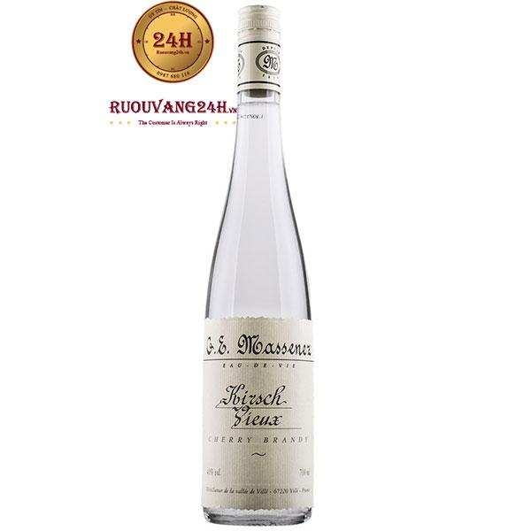 Rượu Massenez Kirsch Vieux Cherry Brandy