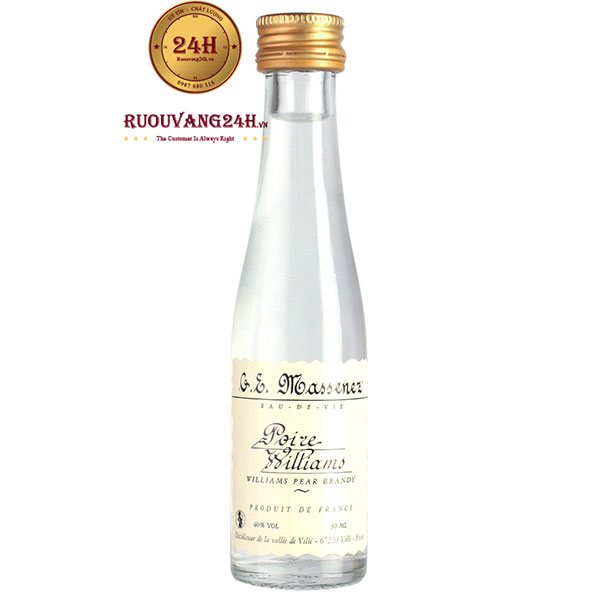 Rượu Massenez Poire Williams Pear Brandy