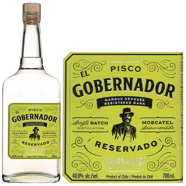 Rượu Miguel Torres Pisco El Gobernador