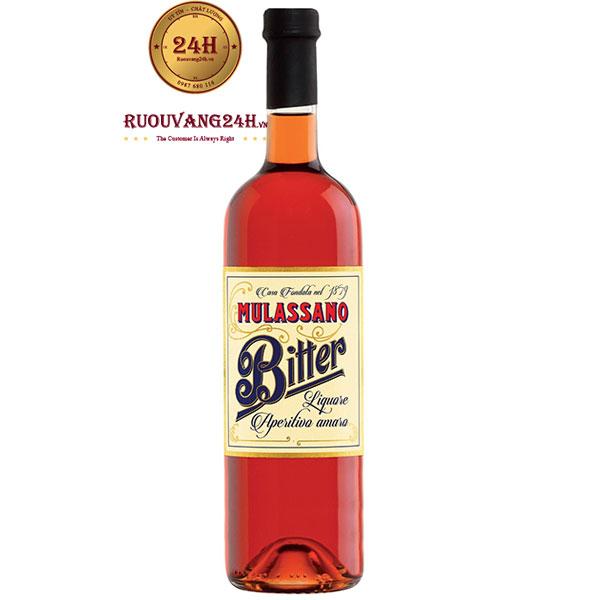 Rượu Mulassano Bitter 700 ML