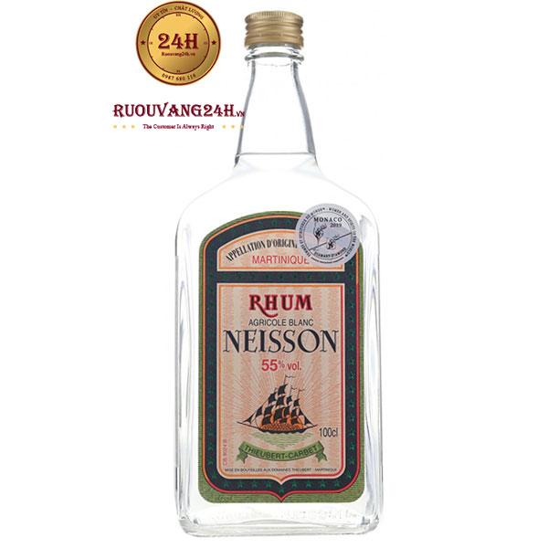 Rượu Neisson Blanc Rum 1000 ML