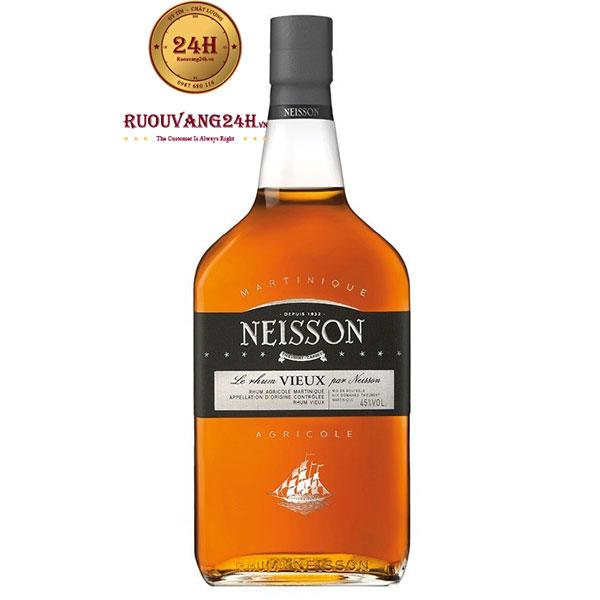 Rượu Neisson Le Vieux Par Neisson Rhum