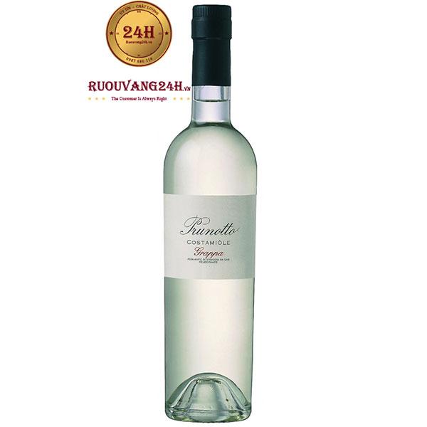 Rượu Prunotto Costamiole Grappa