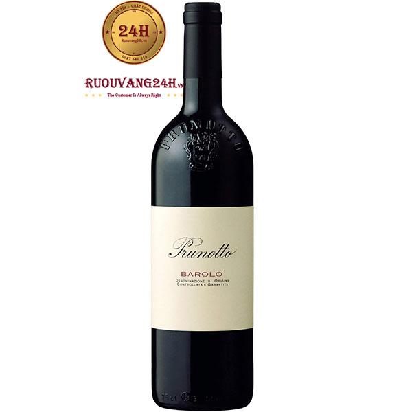 Rượu Prunotto Grappa Di Barolo 500 ML