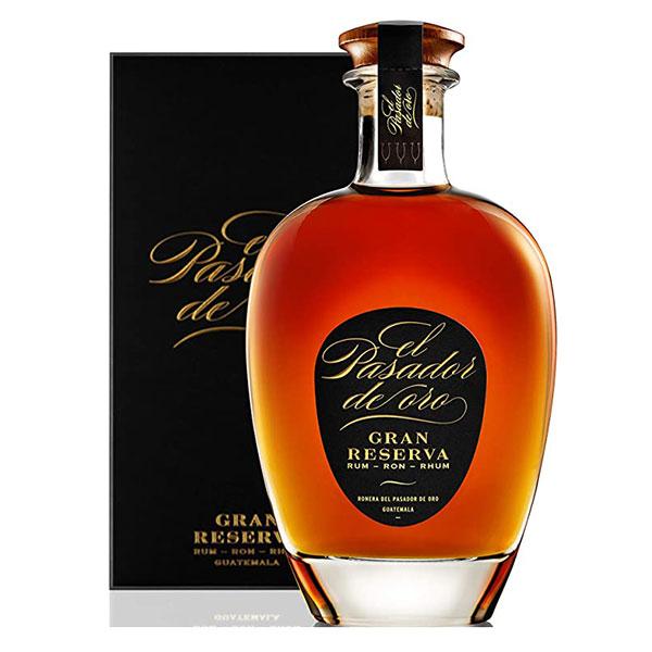 Rượu Rum El Pasador De Oro Gran Reserva