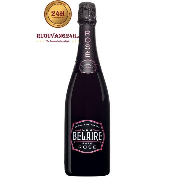 Rượu Sâm Banh Luc Belaire Rose Fantome