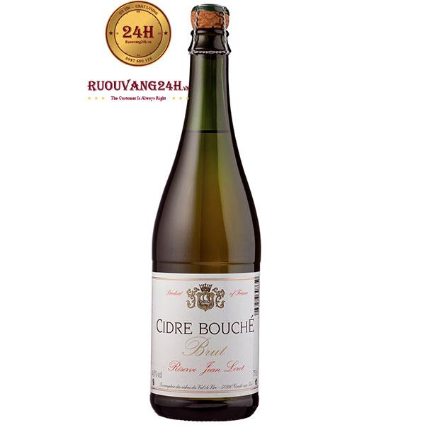 Rượu Táo Jean Loret Cidre Bouche Brut