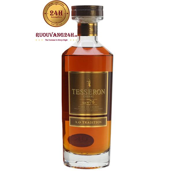 Rượu Tesseron Cognac Lot No 76 XO Tradition 50 ML
