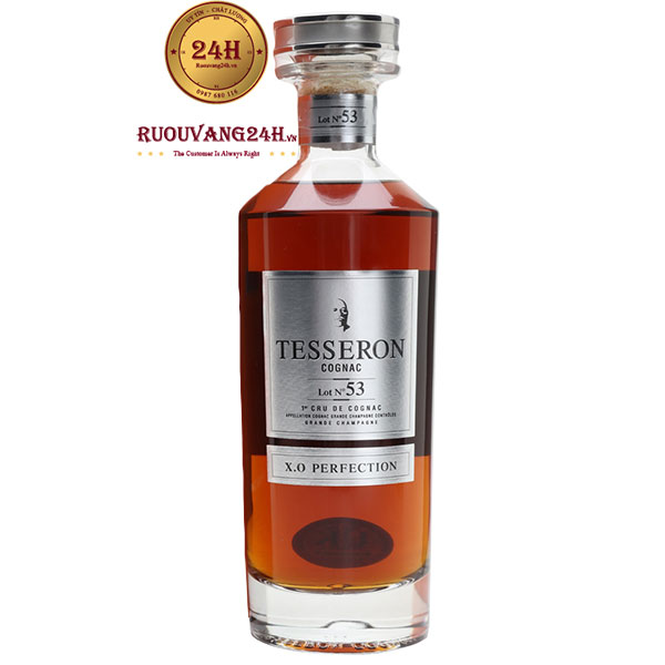 Rượu Tesseron Cognac Lot No 53 XO Perfection