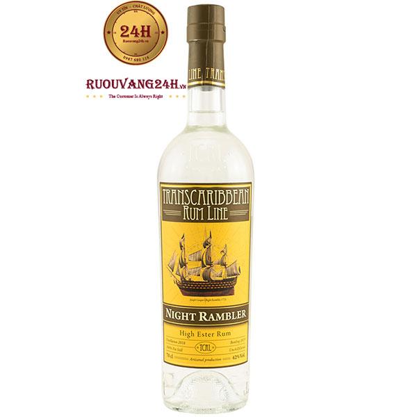 Rượu Transcaribbean Rum Line Night Rambler