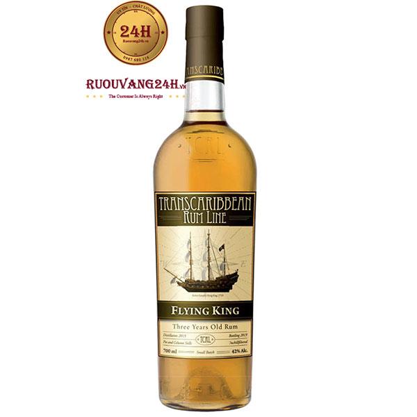 Rượu Transcarribbean Rum Line Flying King Rum