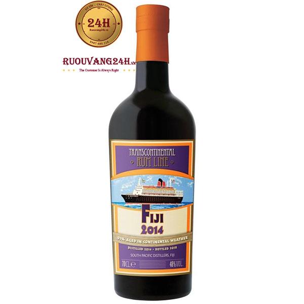 Rượu Transcontinental Rum LineFiji