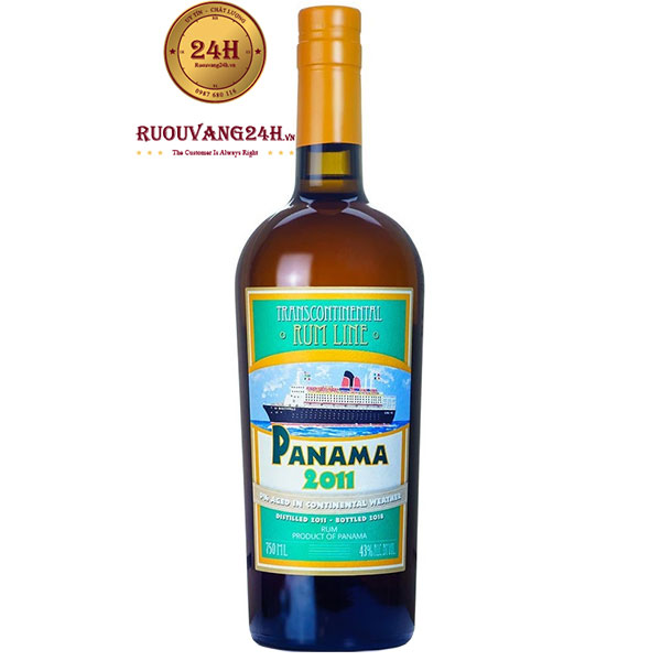Rượu Transcontinental Rum LinePanama