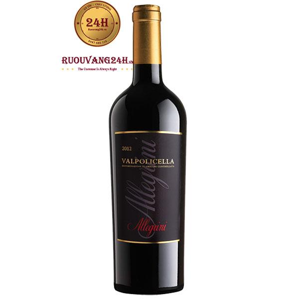 Rượu Vang Ý Allegrini Valpolicella