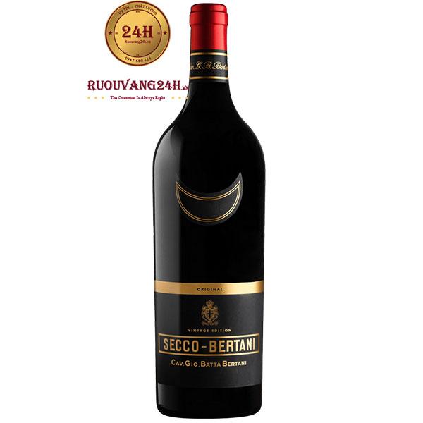 Rượu Vang Ý Bertani Secco Vintage Edition