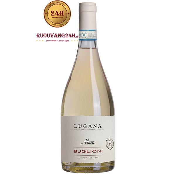 Rượu Vang Ý Buglioni Lugana Musa