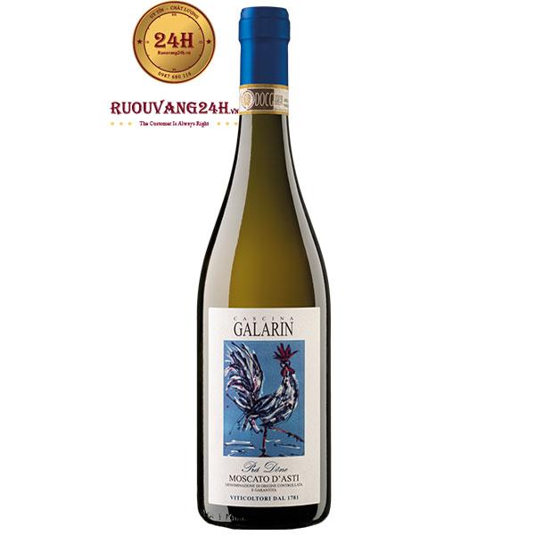 Rượu Vang Ý Galarin Moscato D'Asti