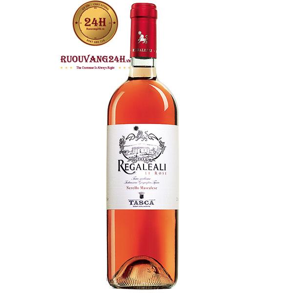 Rượu Vang Ý Tasca d'Almerita Regaleali Le Rose