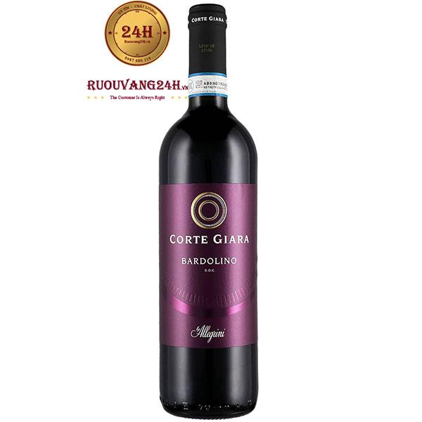 Rượu Vang Allegrini Corte Giara Bardolino