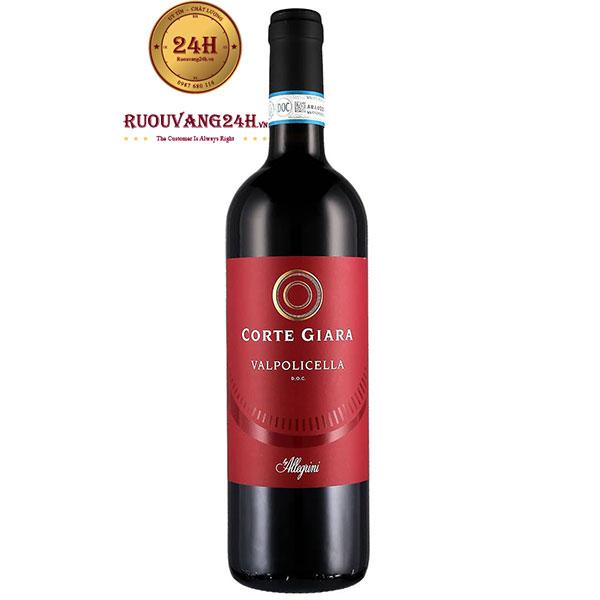 Rượu Vang Allegrini Corte Giara Valpolicella