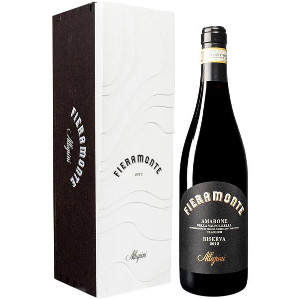 Rượu Vang Allegrini Fieramonte Amarone Classico Riserva