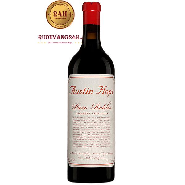 Rượu Vang Austin Hope Paso Robles Cabernet Sauvignon