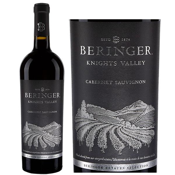 Rượu Vang Beringer Knights Valley Cabernet Sauvignon