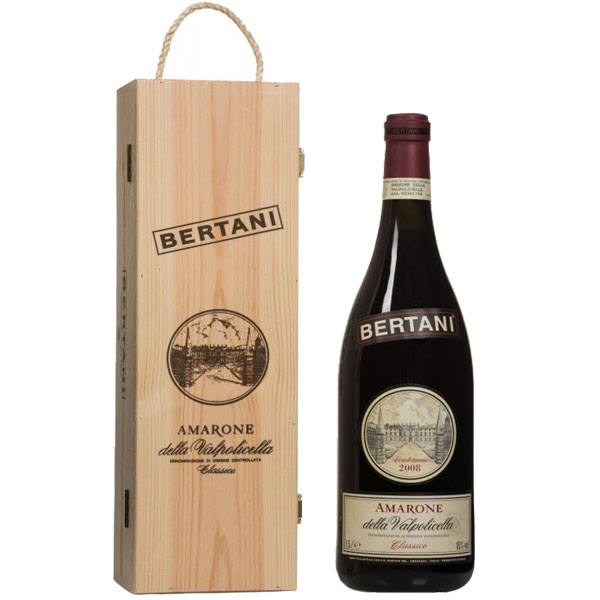 Rượu Vang Bertani Amarone Della Valpolicella Classico