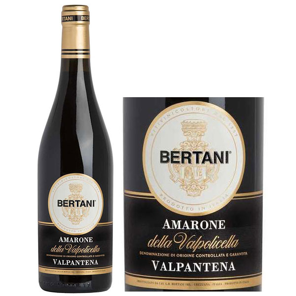 Rượu Vang Bertani Amarone Valpantena