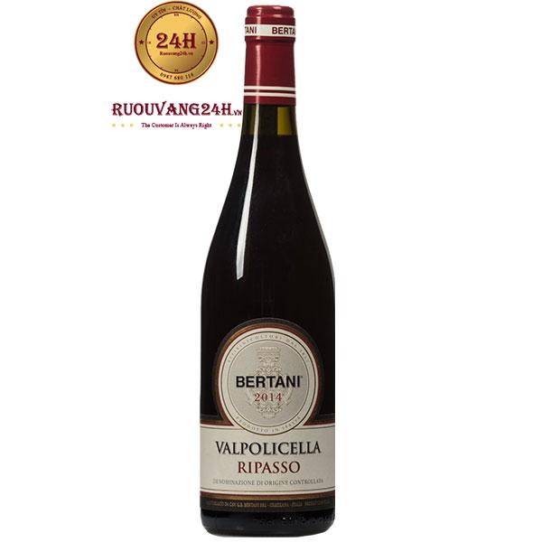 Rượu Vang Bertani Valpolicella Ripasso