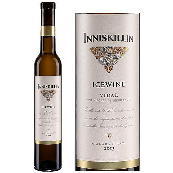 Rượu Vang Canada Inniskillin Icewine Vidal
