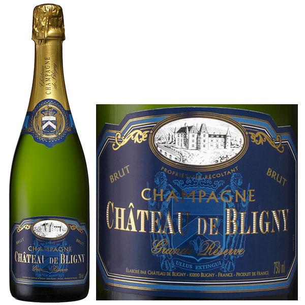 Rượu Vang Champagne Chateau De Bligny