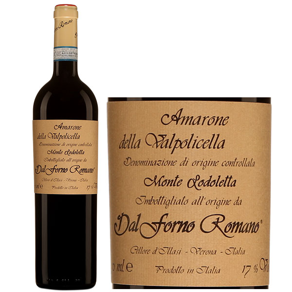 Rượu Vang Dal Forno Romano Amarone Monte Lodoletta