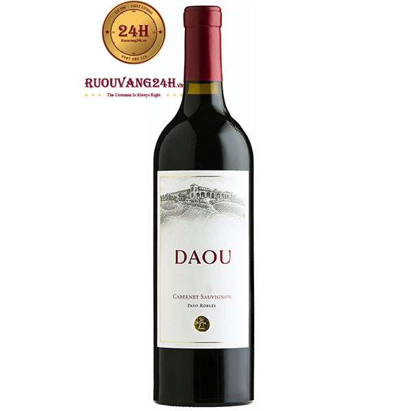 Rượu Vang Daou Cabernet Sauvignon Paso Robles