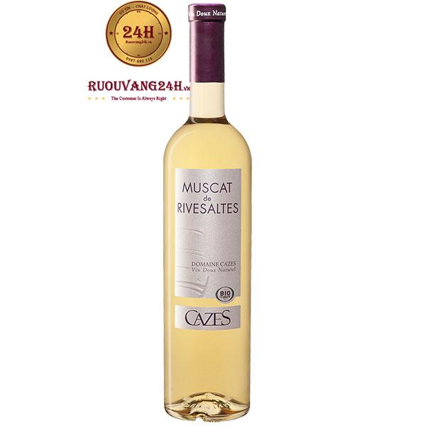 Rượu Vang Domaine Cazes Muscat De Rivesaltes