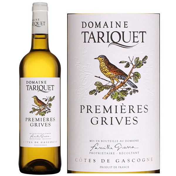 Rượu Vang Domaine Du Tariquet Premieres Grives